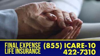Final Expense Life Insurance TV Spot, 'Saying Goodbye: Ease the Burden' - Thumbnail 6