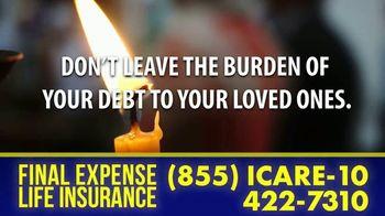 Final Expense Life Insurance TV Spot, 'Saying Goodbye: Ease the Burden' - Thumbnail 7