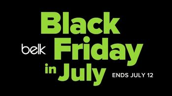 Belk Black Friday in July TV Spot, 'Your Favorite Brands' Song by Halfmoon Sons - Thumbnail 5