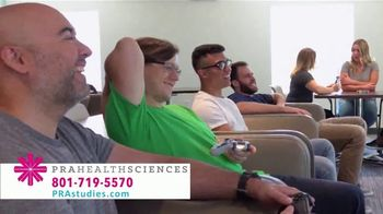 PRA Health Sciences TV Spot, 'Earn up to $7,000' - Thumbnail 10