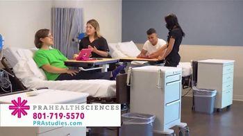 PRA Health Sciences TV Spot, 'Earn up to $7,000' - Thumbnail 8