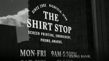 Zions Bank TV Spot, 'The Shirt Stop Story' - Thumbnail 3