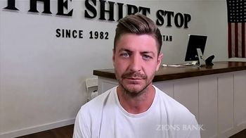 Zions Bank TV Spot, 'The Shirt Stop Story' - Thumbnail 4