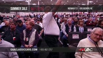 GAA Classic Cars Auction Summer Sale TV Spot, '2020 Greensboro' - Thumbnail 6