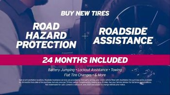 AutoNation TV Spot, 'Summer Ready: Buy New Tires, Get 24 Months of Protection' - Thumbnail 6