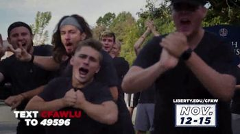 Liberty University TV Spot, 'College for a Weekend' - Thumbnail 8