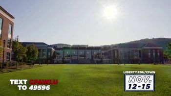 Liberty University TV Spot, 'College for a Weekend' - Thumbnail 3