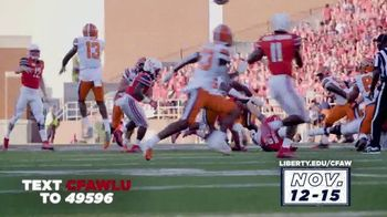 Liberty University TV Spot, 'College for a Weekend' - Thumbnail 5