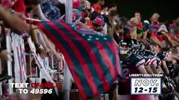 Liberty University TV Spot, 'College for a Weekend' - Thumbnail 6