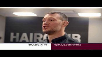 Hair Club TV Spot, 'Balding?' Featuring Forrest Griffin - Thumbnail 3