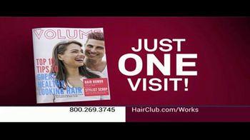 Hair Club TV Spot, 'Balding?' Featuring Forrest Griffin - Thumbnail 4