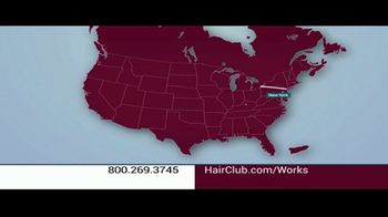 Hair Club TV Spot, 'Balding?' Featuring Forrest Griffin - Thumbnail 5