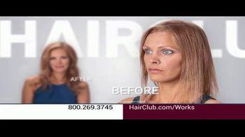 Hair Club TV Spot, 'Balding?' Featuring Forrest Griffin - Thumbnail 6