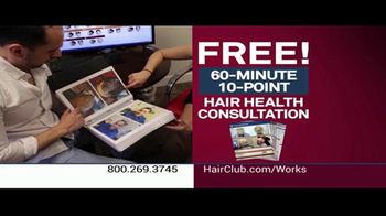 Hair Club TV Spot, 'Balding?' Featuring Forrest Griffin - Thumbnail 7