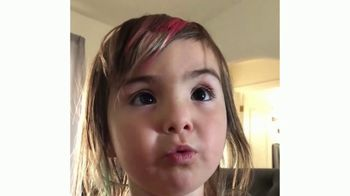 Smile Direct Club TV Spot, 'Your Kid's Hair: Less Than $3 a Day'