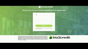 Biz2Credit TV Spot, 'Helping Business Owners With Financing'