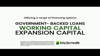 Biz2Credit TV Spot, 'Helping Business Owners With Financing' - Thumbnail 3