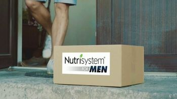 Nutrisystem 50/50 Deal TV Spot, \'Doorbell: 50 Percent Off Food and Shakes\'