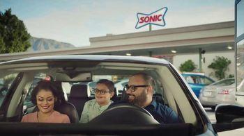 Sonic Drive-In Lemonberry Slush Float TV Spot, 'Chug Master'