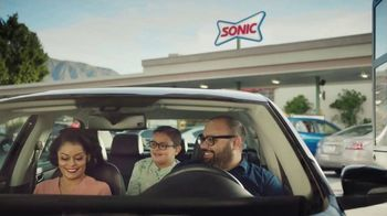 Sonic Drive-In Lemonberry Slush Float TV Spot, \'Chug Master\'