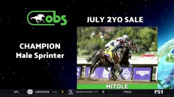 Ocala Breeders' Sales TV Spot, 'July: Champion Female' - Thumbnail 3