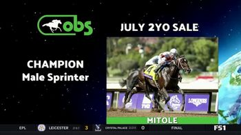 Ocala Breeders' Sales TV Spot, 'July: Champion Female' - Thumbnail 4