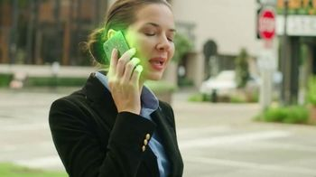 Sharper Image UV-Zone Phone Sanitizer TV Spot, 'Don't Let Bacteria Harm You'