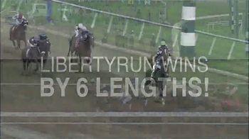 Claiborne Farm TV Spot, 'Runhappy Wins by Six Lengths'