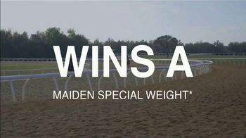 Claiborne Farm TV Spot, 'Runhappy Wins by Six Lengths' - Thumbnail 7