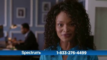 Spectrum Internet + TV TV Spot, 'Family Hub: 100 Mbps' - Thumbnail 1