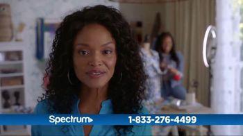 Spectrum Internet + TV TV Spot, 'Family Hub: 100 Mbps'