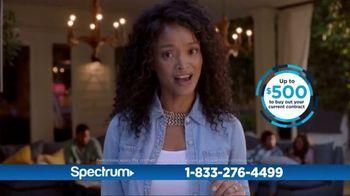 Spectrum Internet + TV TV Spot, 'Family Hub: 100 Mbps' - Thumbnail 8