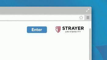 Strayer University TV Spot, 'My Graduation Find: Enter' - Thumbnail 4
