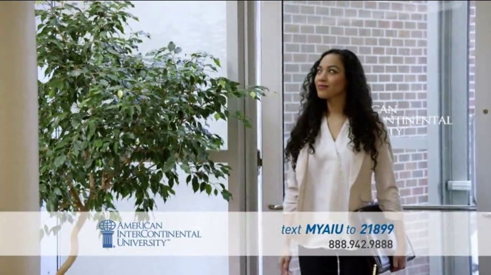 American InterContinental University TV Commercial, 'Change Your World'