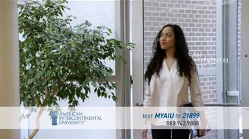 American InterContinental University TV Spot, 'Change Your World'