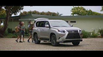 Lexus Golden Opportunity Sales Event TV Spot, 'Versatility' [T1]