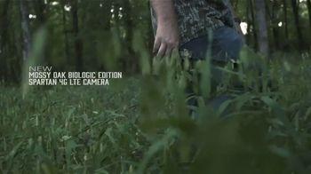 Spartan Camera Mossy Oak Biologic Edition 4G LTE Camera TV Spot, 'HD Video, Anti-Theft GPS' - Thumbnail 3