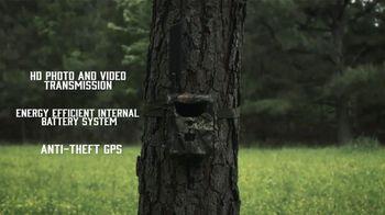 Spartan Camera Mossy Oak Biologic Edition 4G LTE Camera TV Spot, 'HD Video, Anti-Theft GPS'