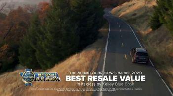 Subaru Summer TV Spot, 'Great Outdoors: 2020 Outback' [T2] - Thumbnail 3
