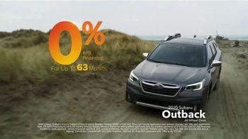 Subaru Summer TV Spot, 'Great Outdoors: 2020 Outback' [T2] - Thumbnail 5