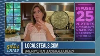 Local Steals & Deals TV Spot, 'Wrinkles Schminkles' Featuring Lisa Robertson