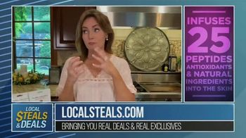 Local Steals & Deals TV Spot, 'Wrinkles Schminkles' Featuring Lisa Robertson