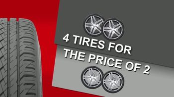 Big O Tires Huge Summer Tire Sale TV Spot, 'Summer: Credit Options' - Thumbnail 7