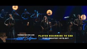 Eagles Hotel California Tour TV Spot, '2021 Tour Dates' Song by Eagles - Thumbnail 4