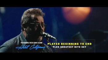 Eagles Hotel California Tour TV Spot, '2021 Tour Dates' Song by Eagles - Thumbnail 5