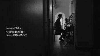 Apple Mac TV Spot, 'Detrás de la Mac: James Blake' canción de James Blake [Spanish]