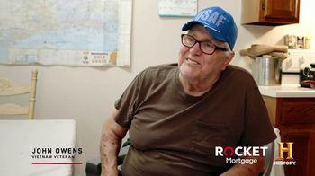 Rocket Mortgage TV Spot, 'Built for Zero: Ending Veteran Homelessness' - Thumbnail 7