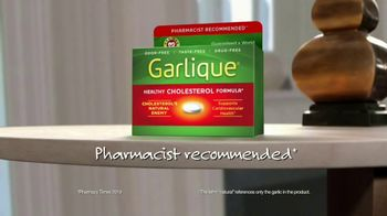 Garlique TV Spot, 'Do Something: Blood Pressure Formula' - Thumbnail 5