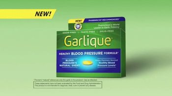 Garlique TV Spot, 'Do Something: Blood Pressure Formula' - Thumbnail 7