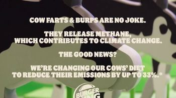 Burger King TV Spot, 'Cow Farts & Burps' - Thumbnail 6